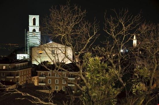 San Domenica in notturna