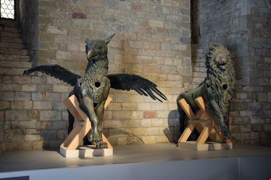 Il Grifo e il Leone, simboli di Perugia