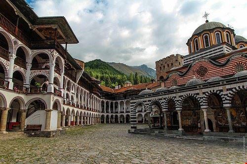84152  monastero di rila