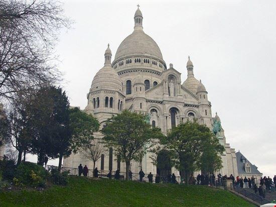 parigi - basilica del sacro cuore