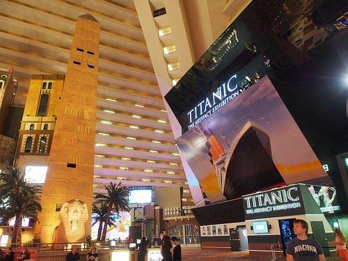 titanic the artifact exhibition