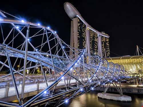 84613  the helix bridge