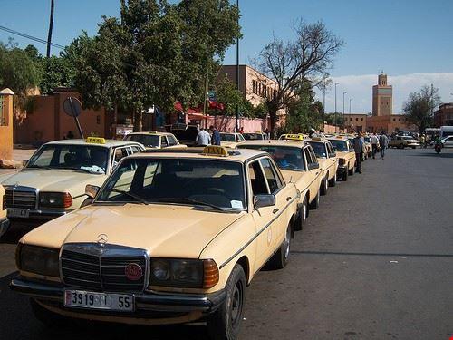 grands taxi e petits taxi