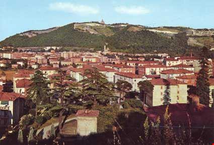 Foto panorama e vista di san luca a casalecchio di reno for Hotel casalecchio bologna