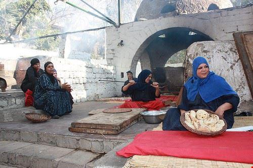 khan al-khalili and khan misr touloun