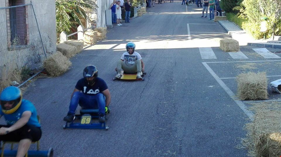 Montemalo road racing