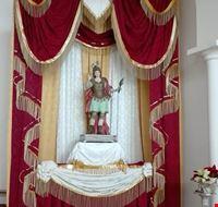 San Sebastiano, patrono di Sant'Arcangelo Trimonte