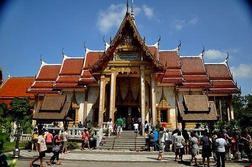 tempio chalong