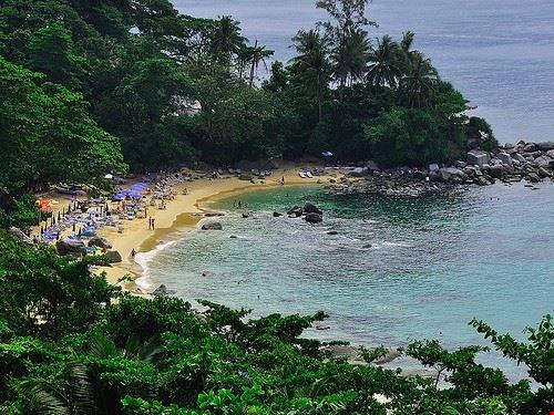 85097  laem sing beach