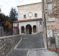 85161 chiesa santa maria delle grazie o del convento calascio