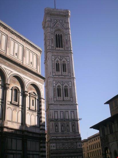 il campanile di giotto firenze