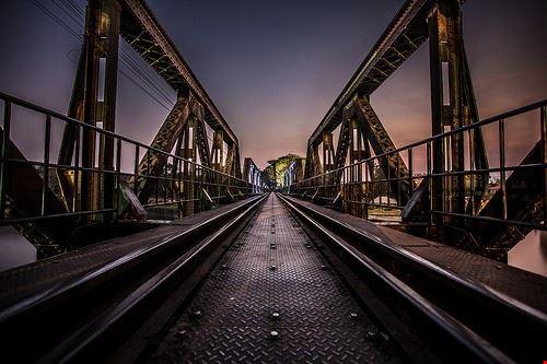 85301  il ponte sul fiume kwai