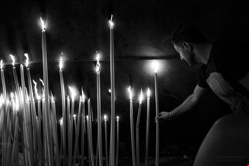 spectacle et devotion pour sainte agathe