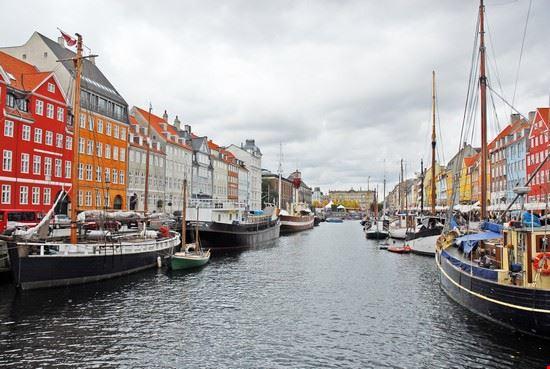 copenaghen copenhagen e i suoi canali