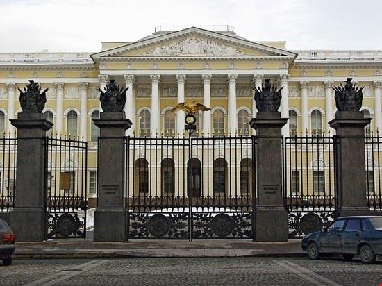 sankt petersburg russian museum