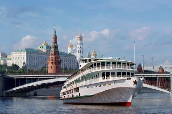 sankt petersburg cruise