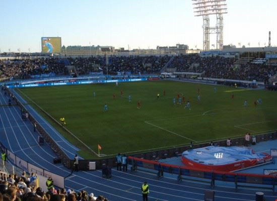 sankt petersburg petrovksy stadion