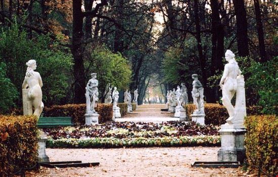 sankt petersburg garden