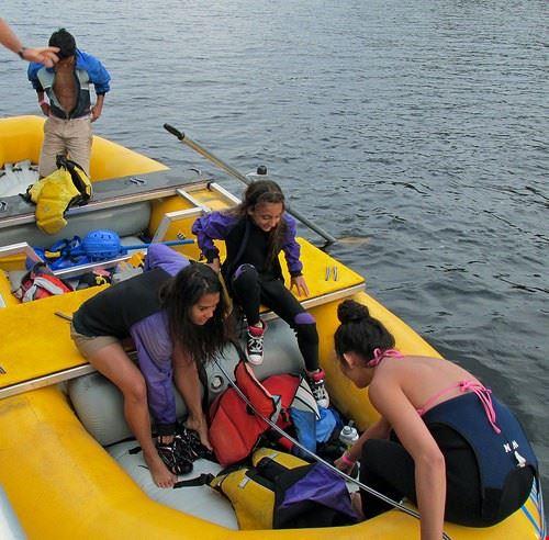 85553  owl rafting