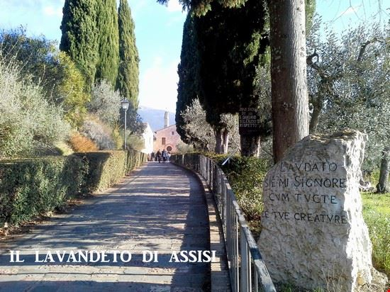 San Damiano Ingresso