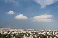 Veduta di Tunisi