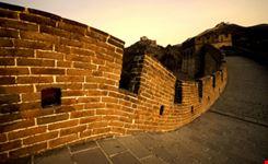 La Grande Muraglia a Badaling