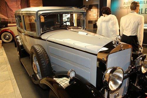 85903  museo dei veicoli di villach