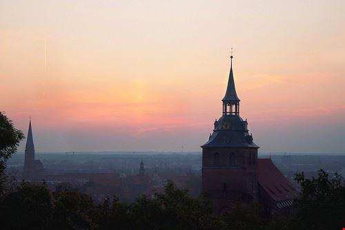 a walk around luenenburg