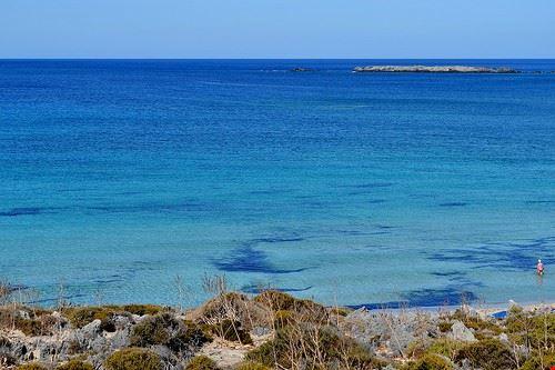 86214  spiaggia di falassarna
