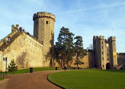 Il castello di Warwick