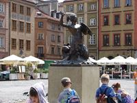 statua della sirenetta