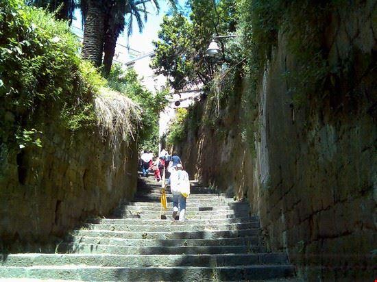 napoli scale di napoli