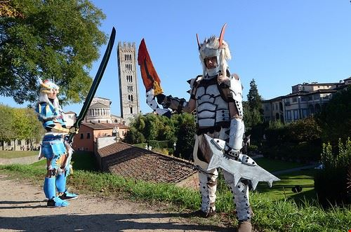 86622  lucca comics and games