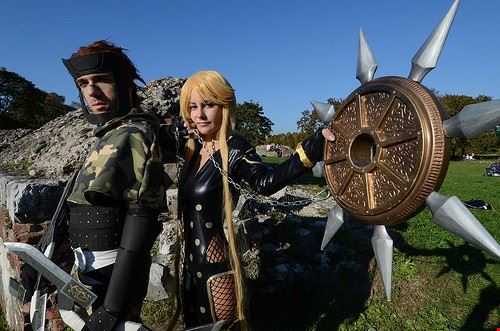 86623  lucca comics and games