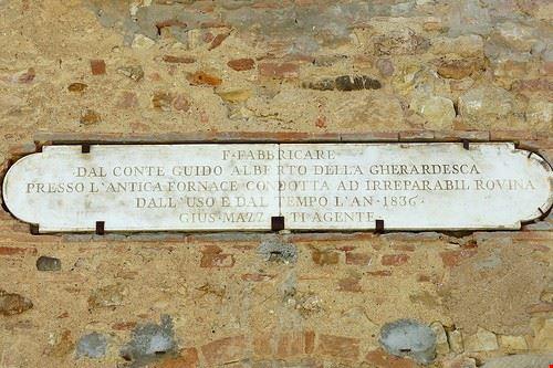 86808  castello di castiglioncello di bolgheri