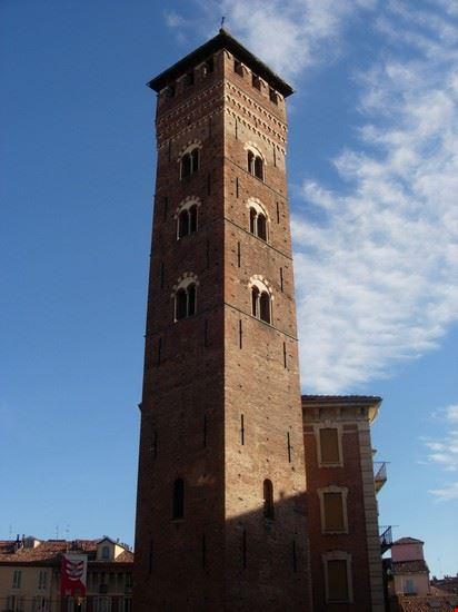asti - torre troyana