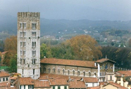 san frediano lucca