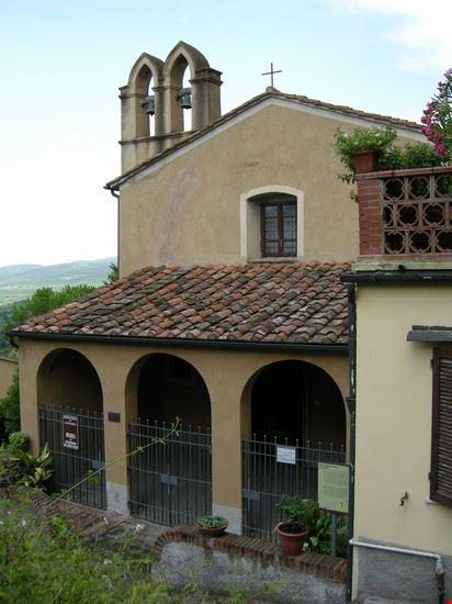 chiesa del carmine castagneto carducci