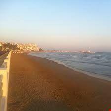 rodi garganico spiaggia