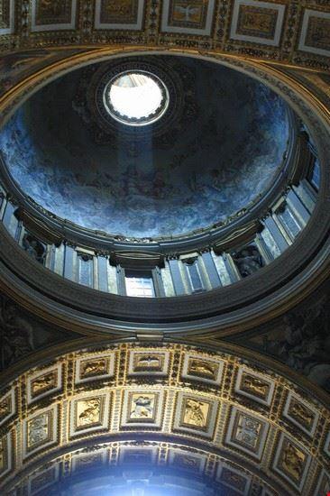 san pietro le cupole roma
