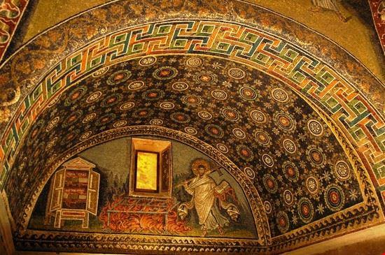 87577 mausoleo di galla placidia ravenna