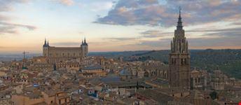 Toledo dall'alto