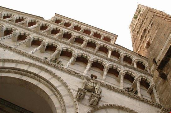 cattedrale di san martino lucca
