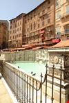 fonte gaia in piazza del campo siena
