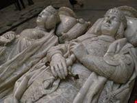 Gisant  Ferdinando III di Castiglia e Beatrice di Svevia