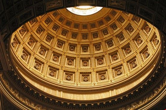 pantheon la cupola roma
