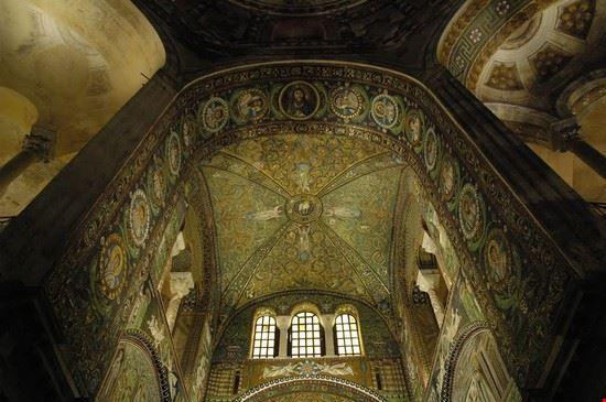 87792 basilica di san vitale ravenna