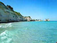 Le spiagge di Torre Sant'Andrea