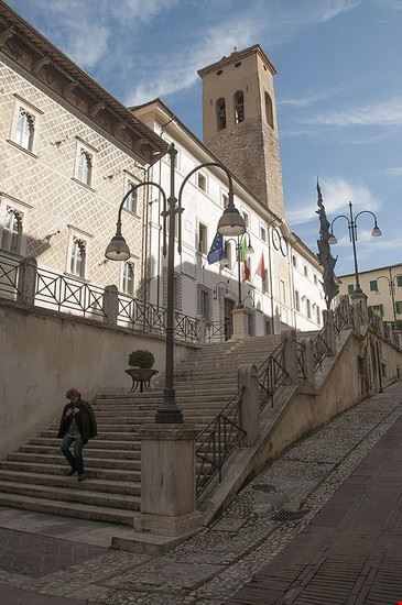 palazzo comunale spoleto