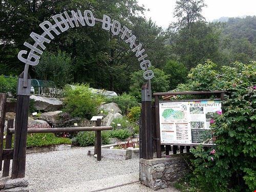 Giardino Botanico Di Oropa Parchi E Giardini A Biella